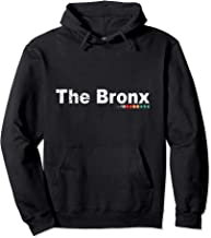 The Bronx NY New York City Subway Gifts Men Women Kids Pullover Hoodie