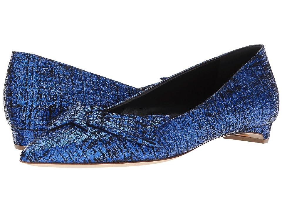 Rupert Sanderson Ablaze (Bluebonnet Tweed Laminate) Women