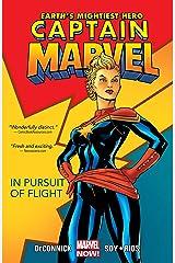 Captain Marvel Vol. 1: In Pursuit of Flight (English Edition) eBook Kindle