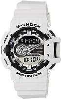 G-Shock Casio Analog-Digital Grey Dial Men's Watch - GA-400-7ADR (G549)