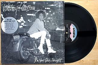 whitney houston i m your baby tonight album