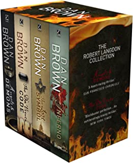 The Robert Langdon Collection (Set of 4 Volumes)