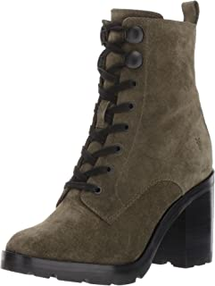Best frye myra lug combat boot Reviews