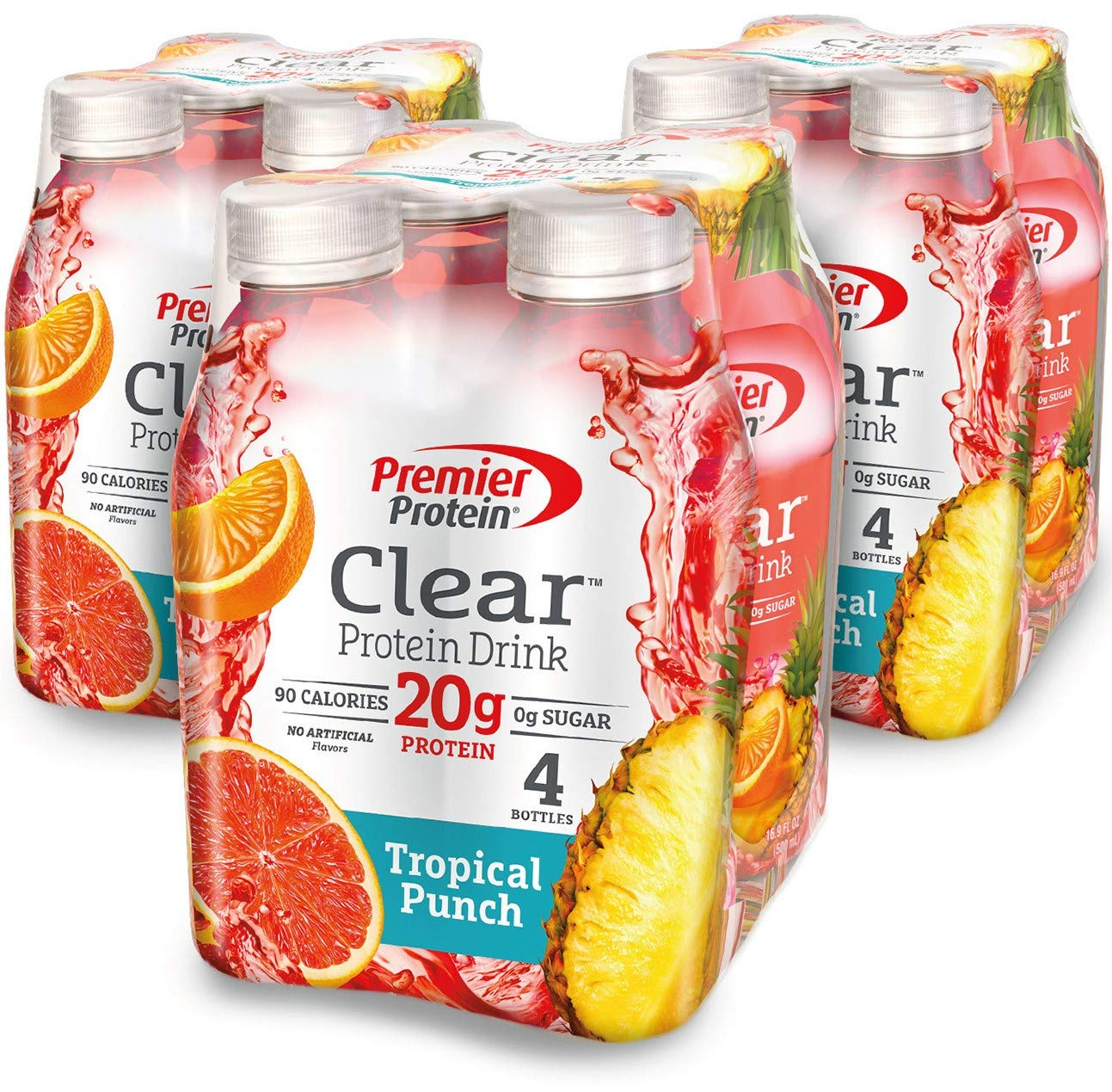 Premier Protein Clear Tropical Bottle