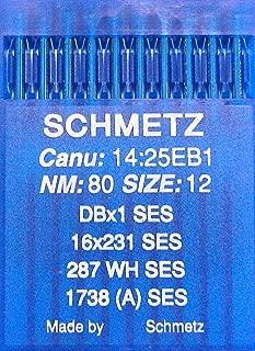 Schmetz-Ballon aiguille 287 wh//1738 épaisseur 70-100