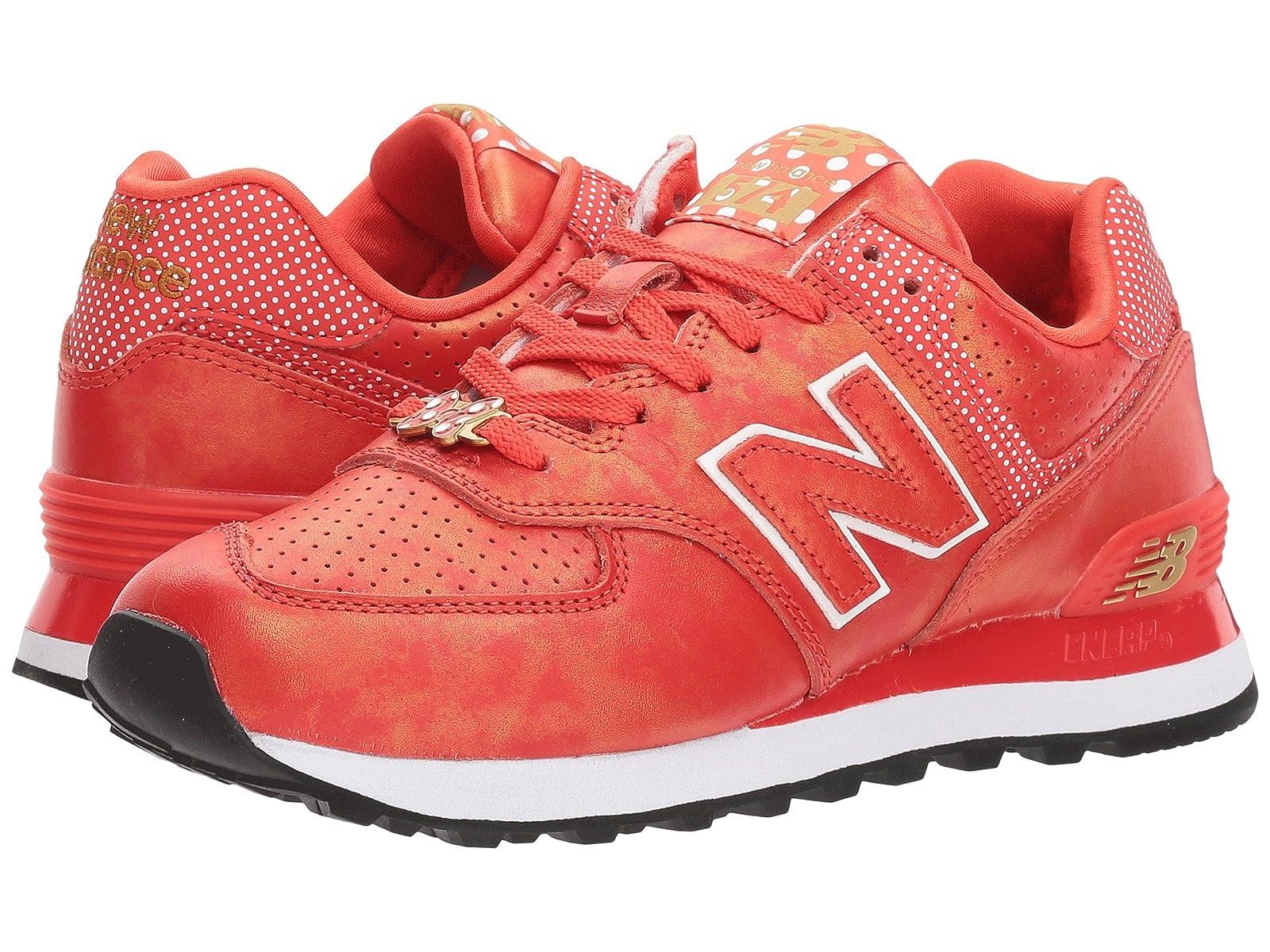 New Balance Classics Minnie Rocks the Dots WL574v2Cheap and distinctive eye-catching shoes