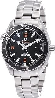 [オメガ] 腕時計 Seamaster Planet Ocean ブラック文字盤 コーアクシャル自動巻 600m防水 232.30.38.20.01.002 並行輸入品 シルバー