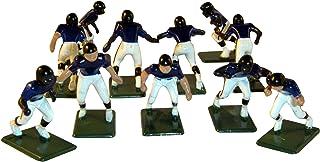 Electric Football 11 Regular Size Men in Purple White Black Home Uniform