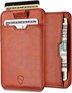 Best mens leather card wallet Reviews