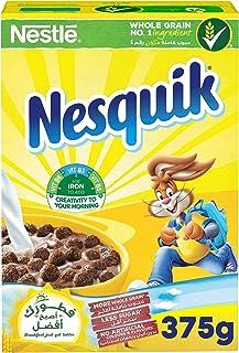 Nesquik Nestle Chocolate Breakfast Cereal Pack - 375 gm