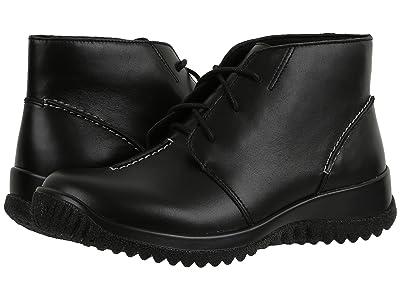 Drew Krista (Black Smooth Leather) Women