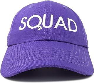 54e1a9ee433 Amazon.com: Wedding Squad - Hats & Caps / Accessories: Clothing ...