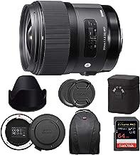 Best sigma art lens 35mm Reviews