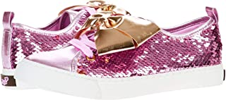 Nickelodeon Kids' JoJo Siwa Reverse Sequins Oxford Sneaker