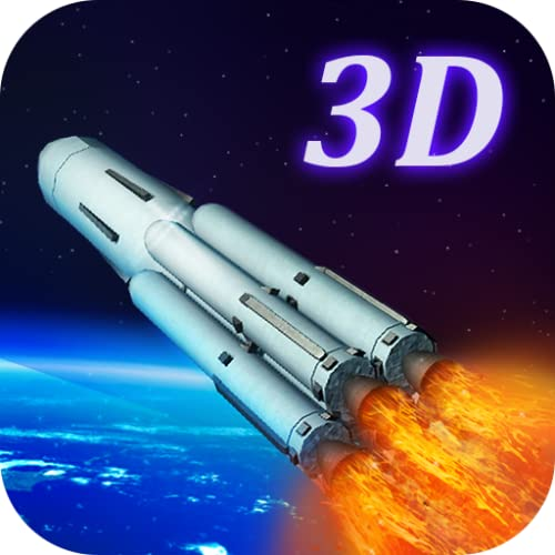 Space Program Simulator 3D