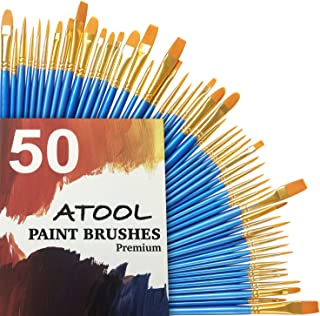 acrylic paint brushes for sale