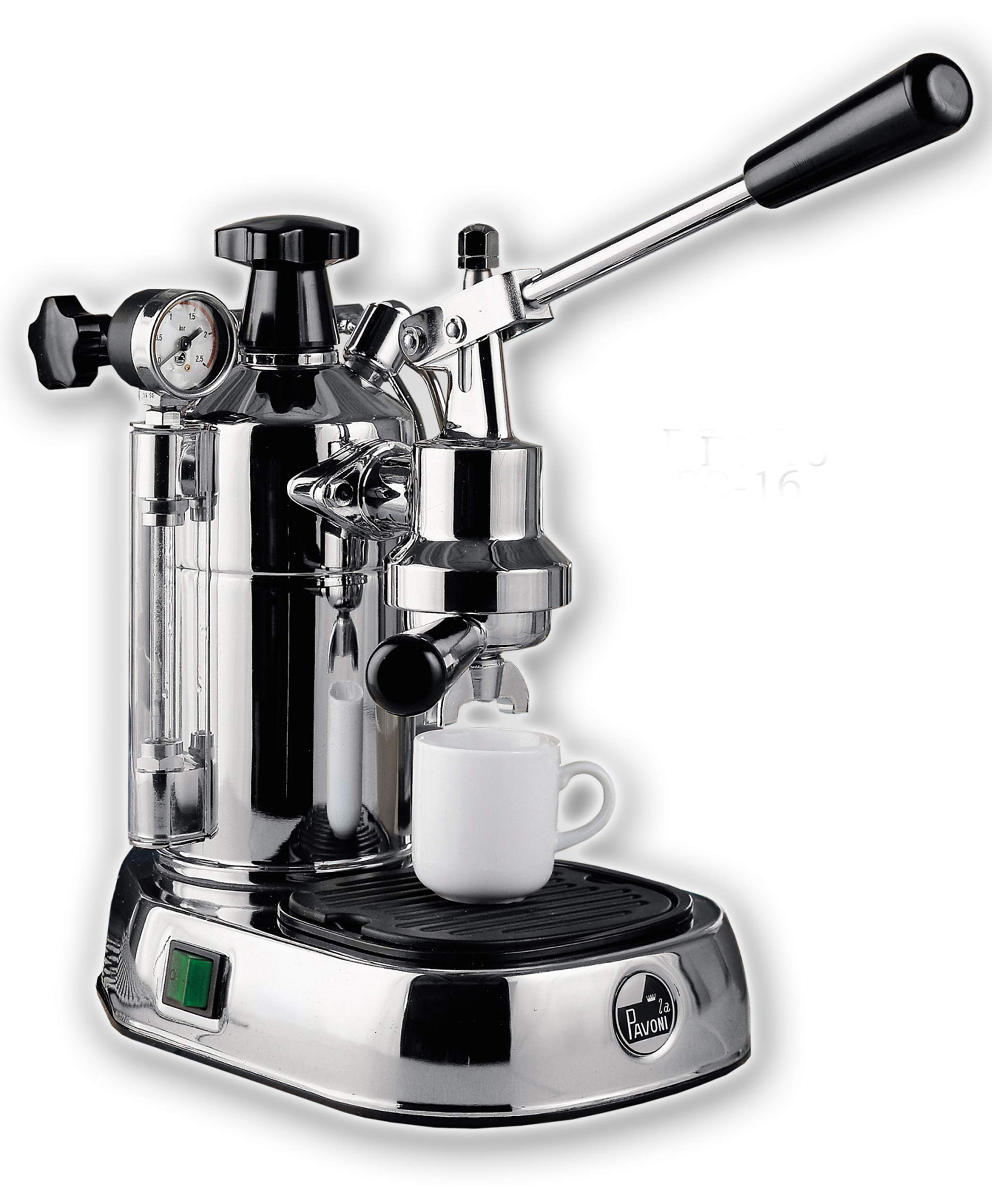 La Pavoni PC-16 Professional Espresso Machine