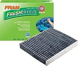 FRAM CF10776 Fresh Breeze Cabin Air Filter with Arm & Hammer