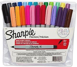 Sharpie Color Burst Permanent Markers 24-Count