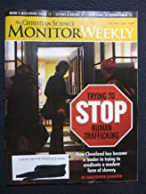 The Christian Science Monitor Weekly July 10 and 17 2017 - Trying to Stop Human Trafficking