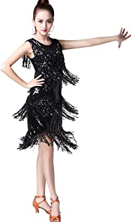 ZLTdream Ladies'Latin Tango Salsa ChaCha Ballroom Dance Swing Rumba Dress