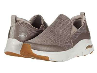 SKECHERS Arch Fit Banlin (Taupe) Men