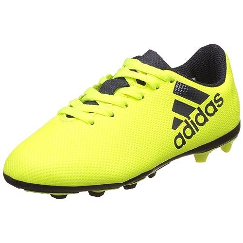 best sneakers a1131 5ccfc adidas Unisex Kids X 17.4 Fxg Football Boots