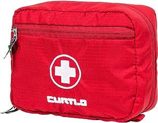 Necessaire Primeiros Socorros Curtlo Kit PS M - VDI 011 - Vermelho