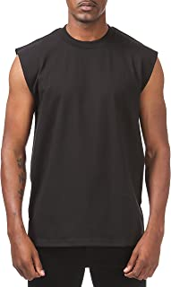 Pro Club Men's Heavyweight Sleeveless Muscle T-Shirt