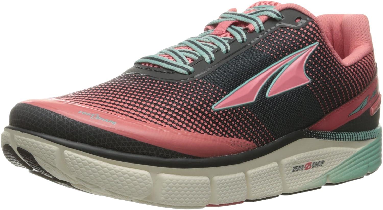 Altra Women's Torin 2.5 Trail Runner, Coral, 6.5 M US
