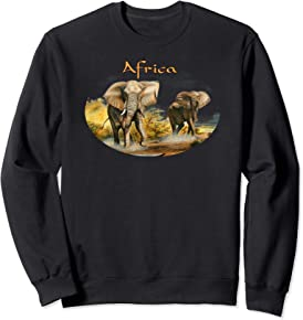 Africa Map Sweatshirt - Pride of Africa Sweatshirt