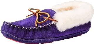 Women's Sheepskin Moxie Moccasin Slipper