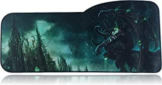 Best custom world of warcraft mouse pad Reviews