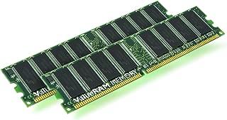Kingston KVR400X64C3AK2/1G 1GB DDR400 DDR Non-ECC CL3 Kit