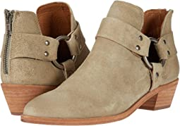Light Grey Hairy Suede