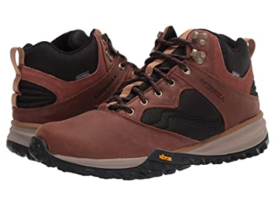 Merrell Havoc Wells Mid Waterproof (Carob) Men