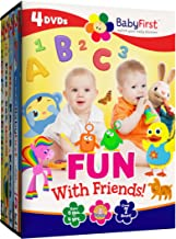 BabyFirst: Fun with Friends Bundle Best of BabyFirst Volume 3, Tillie Knock Knock, Peek-A-Boo I See You, Hoppy Learning with Harry the Bunny