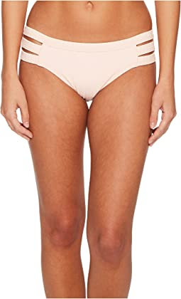 Seafolly - Inka Rib Multi Strap Hipster Bottoms