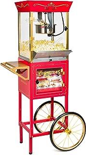 Nostalgia CCP610 Vintage 10 oz Professional Popcorn & Concession Cart, 59