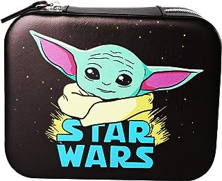 Disney Star Wars Mandalorian The Child Faux Leather Travel Jewelry Box Organizer
