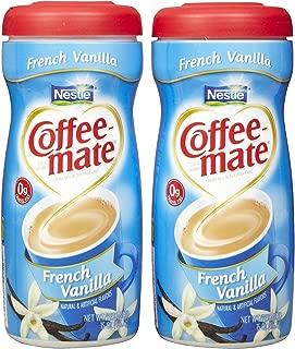 Coffee-mate Powdered Coffee Creamer - French Vanilla - 15 oz - 2 pk