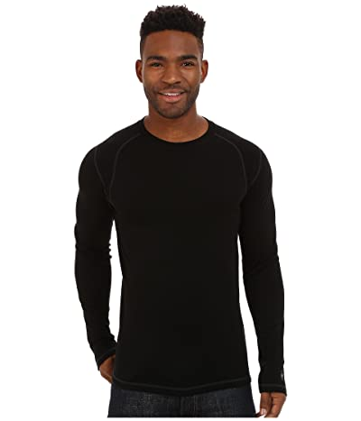 Smartwool NTS Mid 250 Crew Top (Black) Men