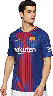 NIKE FCB M Nk BRT Stad JSY SS Hm Camiseta 1ª Equipación Línea FC Barcelona, Hombre