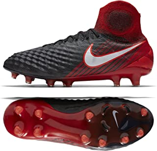 save off 2497e cd8a1 Nike Magista Obra II FG Cleats  Black  (10)