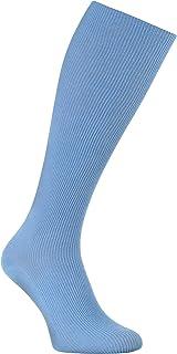 Rainbow Socks - Donna Uomo Calze Lunghe Al Ginocchio per Diabetici