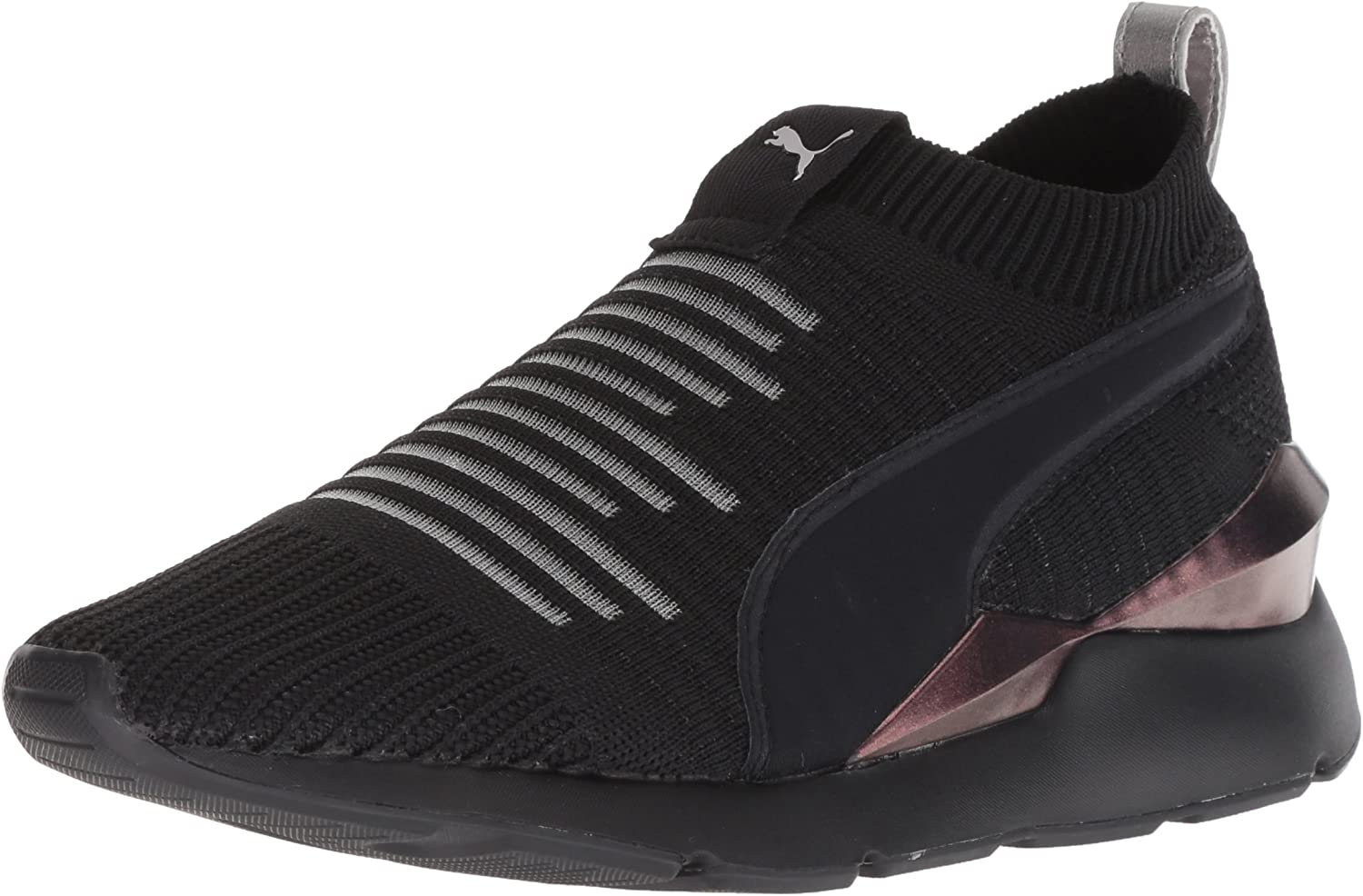 PUMA Womens Muse Slip on Wn Sneaker