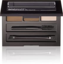 Maybelline New York Brow Drama Pro Eyebrow Palette, Soft Brown, 0.1 oz.