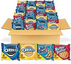 Oreo Original, Oreo Golden, Chips AHOY!
