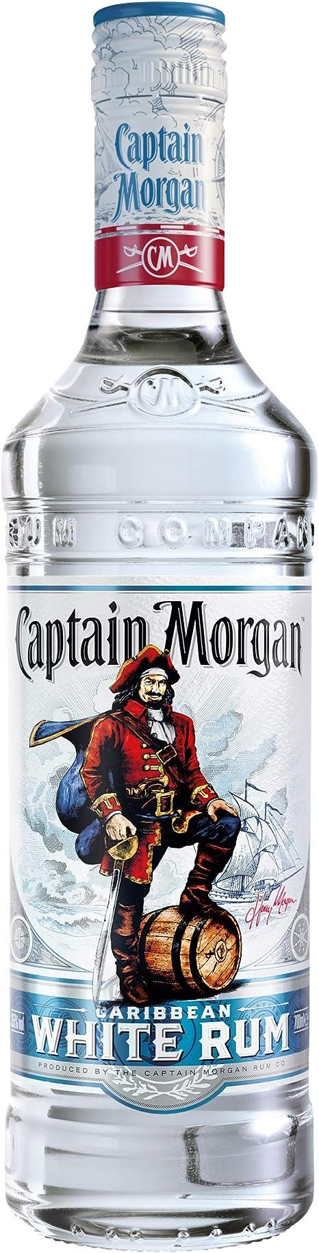 Captain Morgan Ron White - 1000 ml