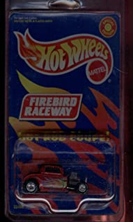 Hot Wheels 1999 Firebird Raceway HOT ROD Coupe! 1:64 Scale